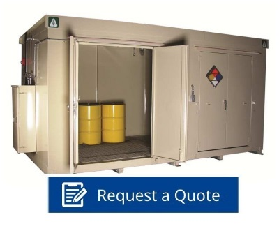 Environmental Products Chemical Storage and Spill Containment