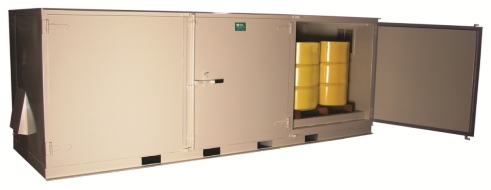 EPI Chemical Storage Cabinets by Benko Products