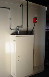EPI Chemical Storage Containers Control Box