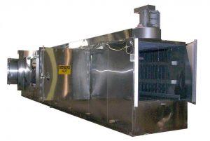 Sahara Industrial Conveyor Ovens by Benko Products