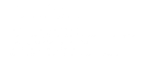 Protect-O-Gate Safety Gates