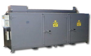 The Benko Products SAHARA HOT BOX drum heaters and ovens are recognized as the industry leader in 55-gallon drum heating equipment.
