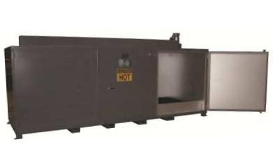 'Sahara Hot Box' Model S12 - Steam Drum Heater