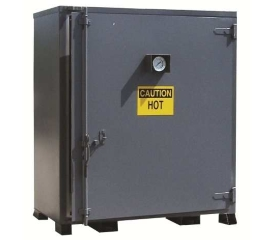 'Sahara Hot Box' Model S2 - Steam Powered Drum Heaters