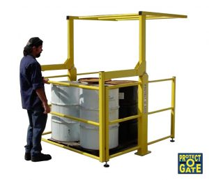Protect-O-Gate: Pivot Style Safety Gate