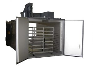 Industrial Truck-In / Cart-In Ovens