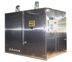Industrial Walk-In Ovens