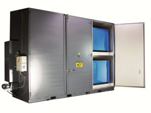 'Sahara Hot Box' Model E24 Electric Tote Heater