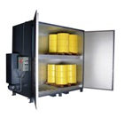 Drum Ovens | Drum Heaters | Tote Ovens | Tote Heaters