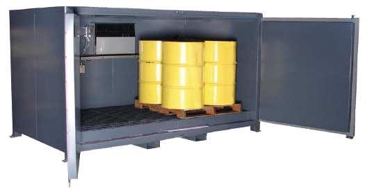 HUSKY Industrial Refrigerators by Benko