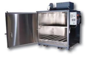 Preheat Ovens