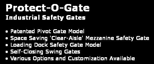 Protect-O-Gate Safety Gates