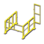 Clear-Height Safety Gate