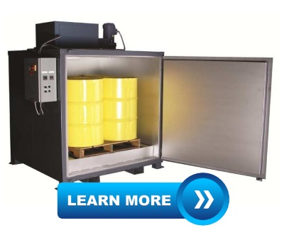 Sahara Hot Box Drum/Tote Ovens