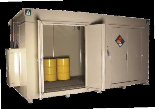 EPI Chemical Storage Buildings