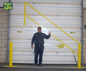 Protect-O-Gate: Loading Dock Industrial Safety Gates
