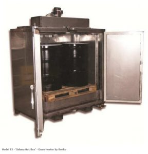 Model E2 - Electric Drum Oven