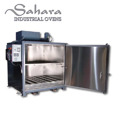 Sahara Industrial Preheat Ovens Manufactured by Benko Products, Inc.