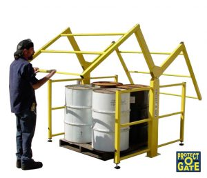 Protect-O-Gate: Pivot Style Safety Gate