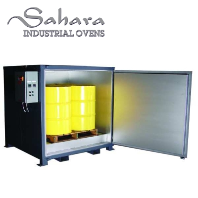 'Sahara Hot Box' Model S4 - Steam Drum Heater