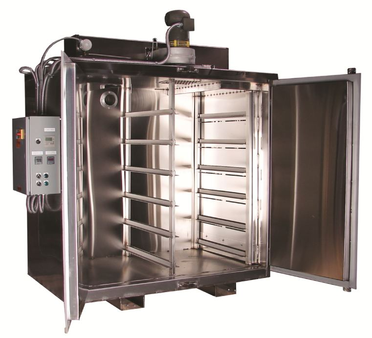 Industrial Drying Rack Cabinet ~ Cabinet ovens custom large oven reach in