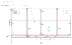 Electric Hot Box Model E32 Drum Heater   Drum Oven Blueprint