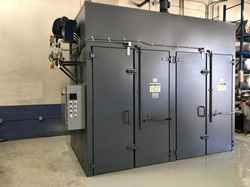 The Sahara Industrial Curing Oven