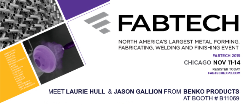FABTECH is November 11-14 in Chicago