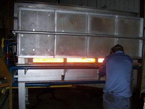 RIFCO Slot Forge Furnaces